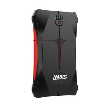 סוללת גיבוי ובוסטר חירום לרכב – IMARS 1000a 13800mah – רק כ₪135 כולל משלוח!
