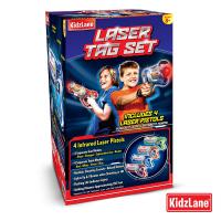 Laser Tag המשחק שיקים את כל המשפחה מהכורסא!