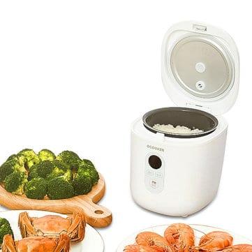 שוב נשרף האורז? סיר בישול אוטומטי מבית שיאומי – OCOOKER QF1201 רק ב$33.99!