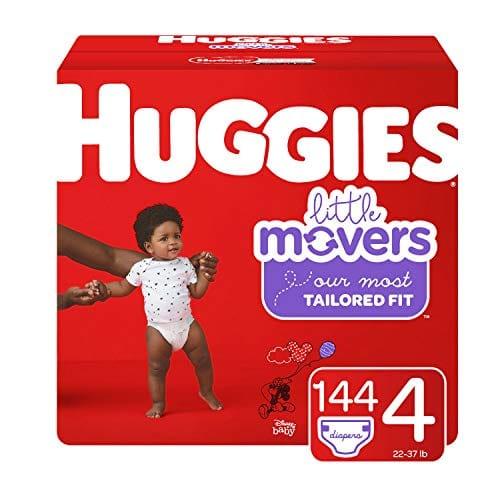 אמא, אבא…אמזון מפנקים אתכם! 30$ הנחה בקניה מעל 100$ על מוצרי תינוקות באמזון!