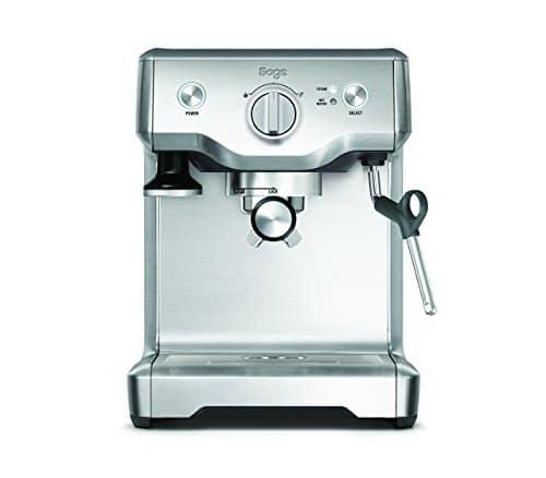 """מכונת אספרסו יפיפייה – Sage/Breville the Duo Temp Pro רק ב1255 ש""""ח עד הבית!"""