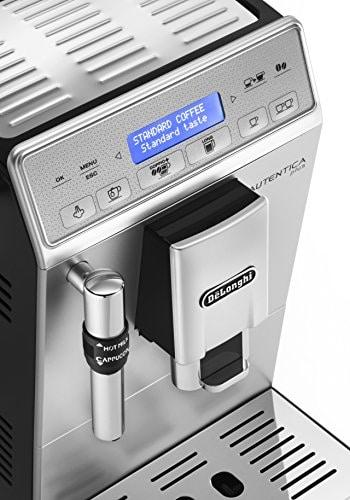 """מכונת אספרסו De'Longhi SB Autentica Plus ETAM29.620.S רק ב (בזאפ 2400-3990 ש""""ח)"""