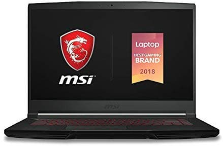 """צלילת מחיר מטורפת! MSI GF63 – מחשב נייד חזק! – 16GB ראם, CORE I7, GTX1650, רק 1.85 קילו- רק ב3,152 ש""""ח עד הבית!"""