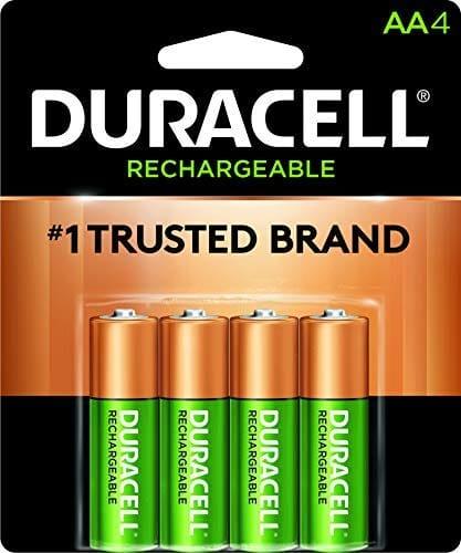 """מטען סוללות מהיר Duracell – Ion Speed ו4 סוללות נטענות רק ב30 ש""""ח"""