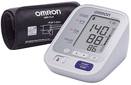 """מד לחץ דם Omron M3 Comfort רק ב191 ש""""ח"""