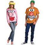 Women's Hasbro Game Mr. Mrs. Potato Head Costume Kit