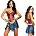 Wonder Woman Cosplay Costumes Adult Justice League Super Hero Women Sexy Fancy Dress Diana