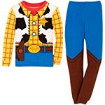Woody Costume PJ PALS for Boys Multi