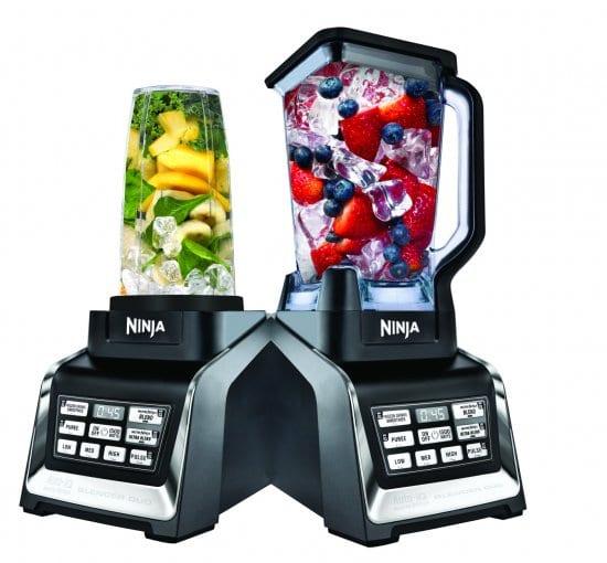 בלנדר Ninja Duo Auto IQ BL642 1500W כולל קנקן 2.1 ליטר + 3 מיכלי שייקר רק ב539 ₪!