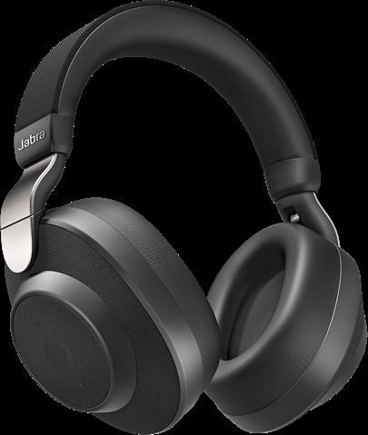 """אוזניות אלחוטיות Over-Ear עם ביטול רעשים אקטיבי Jabra Elite 85H -רק ב819 ש""""ח!"""