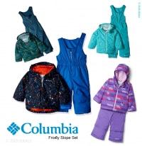 Columbia Frosty Slope Set   חליפת סקי/ שלג לפעוטות מבית קולומביה החל מ₪155 בלבד!