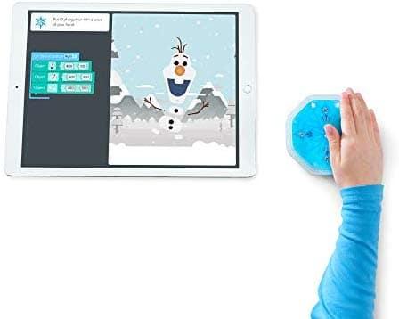 Kano Disney Frozen 2 Coding Kit ערכת לימוד תכנות לילדים רק ב$20.29!