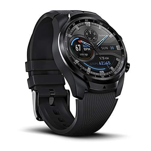 """TicWatch Pro 4G/LTE – שעון חכם עם מסך כפול וANDORID WEAR – הכי זול אי פעם – רק ב909 ש""""ח!"""