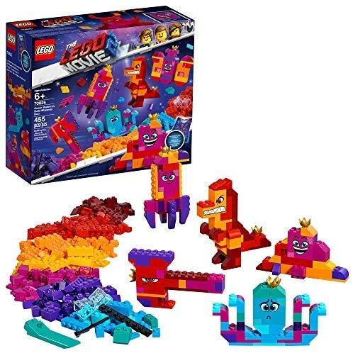 LEGO 70825 | סרט לגו 2 המלכה וואטברה קופסת בונים מה שרוצים (455 חלקים) ב₪64 בלבד! במקום ₪188