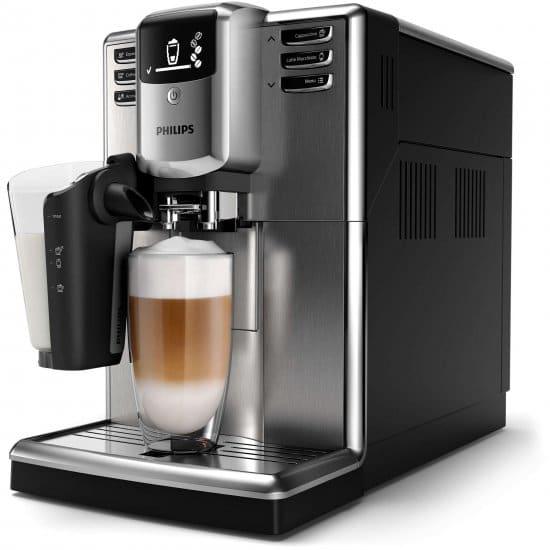 """מכונת קפה Philips Ep5335/10 5000 + קילו קפה לפולי קפה LAVAZZA Gusto Forte מתנה ב2871 ש""""ח!"""