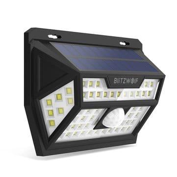 Blitzwolf® BW-OLT1 – תאורה סולארית אוטומטית – רק ב $11.99