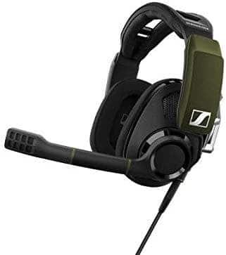 Sennheiser GSP 550 – אוזניות גיימינג מקצועיות עם Dolby 7.1 Surround – הכי זול אי פעם! – רק כ734 שח!