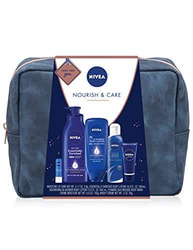 """סט מתנה של ניבאה – NIVEA Pamper Time Gift Set – ב63 ש""""ח"""