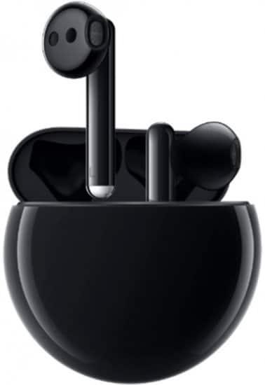 """אוזניות אלחוטיות Huawei FreeBuds 3 True Wireless (שחור/לבן) – רק ב599 ש""""ח!"""