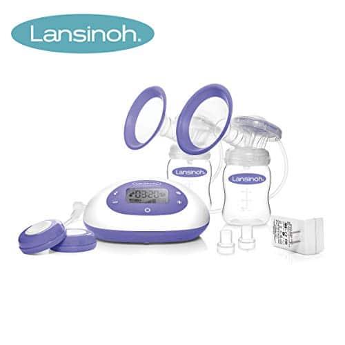 """*עודכן* משאבת חלב כפולה – Lansinoh Signature Pro רק ב215 ש""""ח במקום 649 ש""""ח!"""