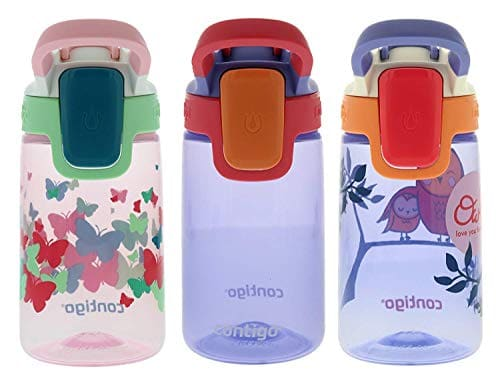 "Contigo Kids – סט 3 בקבוקי קונטיגו לילדים רק ב85 ש""ח!"