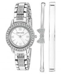 מתנה יפה לוולנטיין…מבחר שעוני Anne Klein ב$49.99 ומשלוח חינם!