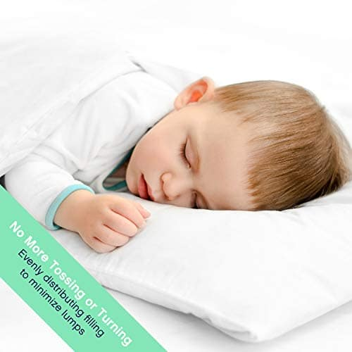 "Celeep Baby – זוג כריות מומלצות לילדים ב55 ש""ח"