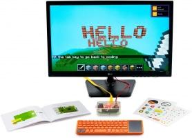 Kano Computer Kit | ערכת לימוד תכנות לילדים זוכת פרסים – מתחת לרף המכס!