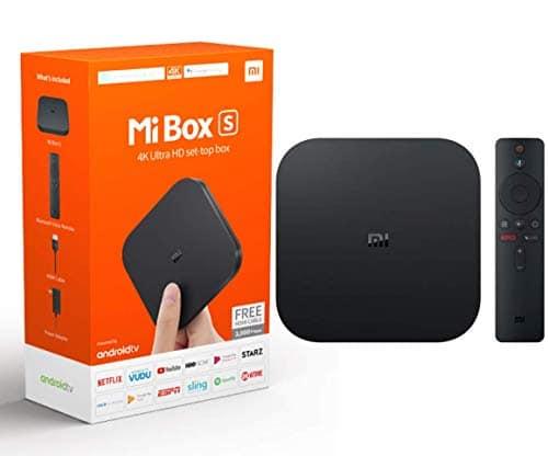 """הXiaomi Mi Box S – ה-סטרימר הכי טוב והכי משתלם! תומך סלקום TV, נטפליקס 4K, סטינג TV ועוד רק ב188 ש""""ח (מאמזון!)"""