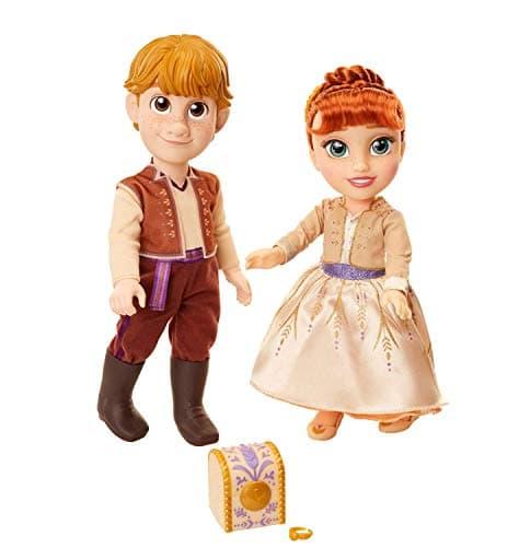 לשבור את הקרח Frozen 2 | בובות אנה וכריסטוף: הצעת הנישואין! רק ₪82! במקום ₪379!!