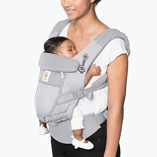 Ergobaby מנשא תינוק Adapt Air ב₪358 בלבד! במקום ₪699