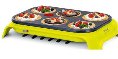 Tefal | מכשיר להכנת חביתיות ופנקייק טפאל ב₪189 בלבד! במקום ₪242