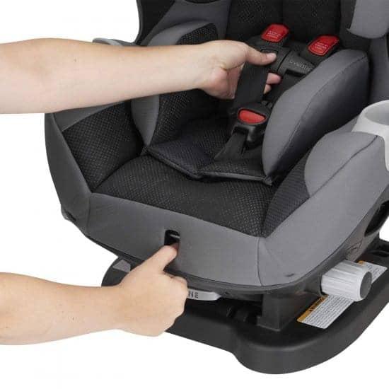 """כסא בטיחות דו-כיווני Evenflo Triumph Techo Fade רק ב589ש""""ח ומשלוח חינם!"""