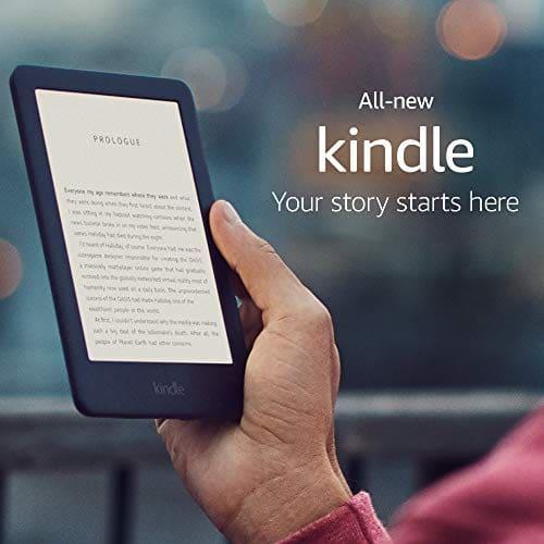 הקינדל החדש! הקורא האלקטרוני הכי נמכר בעולם – בגרסא החדשה והבינלאומית – ללא מכס ועם משלוח מהיר חינם!