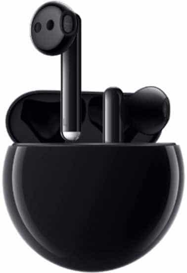 """עוד מבצע בחירות לוהט! אוזניות אלחוטיות Huawei FreeBuds 3 True Wireless (שחור/לבן) – רק ב499 ש""""ח!"""