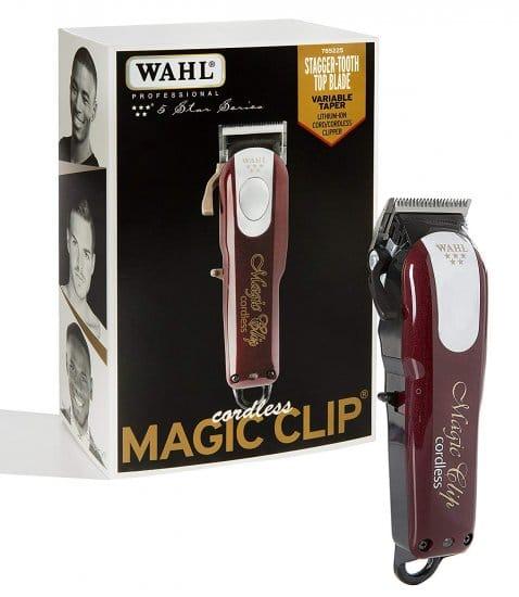 """מכונת תספורת מקצועית Wahl 8148 Magic Clip רק ב349 ש""""ח + משלוח חינם!"""