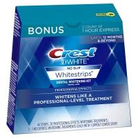 Crest | 3D White מארז 44 סטריפים להלבנת שיניים ב₪129 בלבד!
