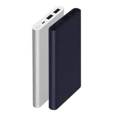 """סוללת הגיבוי Xiaomi Power Bank 2 10000mAh – הכי מומלצת – והכי משתלמת! רק ב14.99$ (כ70 ש""""ח עד הבית!)"""