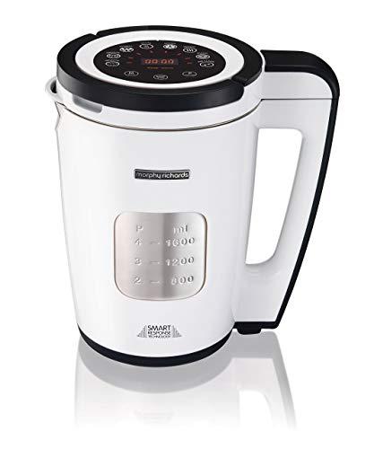"Morphy Richards Total Control Soup Maker – מכשיר חכם להכנת מרק! 463 ש""ח"