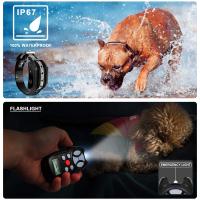 קולר אימון לכלב – אלחוטי ועמיד במים רק ב$29.73!