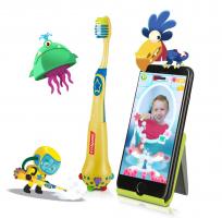 Colgate Magik Kids Smart Toothbrush– המברשת החכמה שתלמד את הילדים שלכם לאהוב לצחצח שיניים!