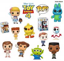 "Funko Pop! | בובות פופ ""צעצוע של סיפור 4"" החל מ₪19 בלבד! במקום ₪59"
