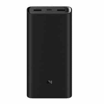 סוללת הגיבוי/מטען נייד Xiaomi Power Bank 3 PRO 20000mah רק בכ₪153 כולל משלוח!