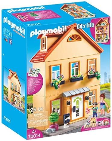 PLAYMOBIL 70014 | פליימוביל הבית שלי בעיר (196 חלקים) ב₪167 בלבד! במקום ₪263