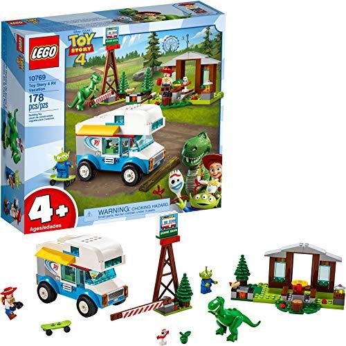 LEGO 10769 | לגו צעצוע של סיפור 4: קראוון חופשה (178 חלקים) ב₪107 בלבד! במקום ₪217