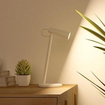 Xiaomi Mijia MJTD03YL – מנורת שולחן נטענת יפיפייה! רק ב27.99$!