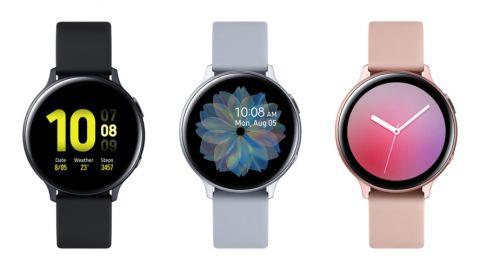 """מבחר שעוני Samsung Galaxy Active 2 בירידת מחיר משוגעת לזמן מוגבל! יבואן רשמי רק ב979 ש""""ח!"""