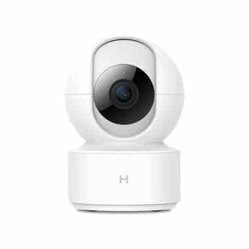Xiaomi Mijia h.265 – מצלמת הרשת/אבטחה החדשה של שיאומי – עם גיבוי ענן בחינם + 5 מסיכות KN95 מתנה! רק ב$24.99!