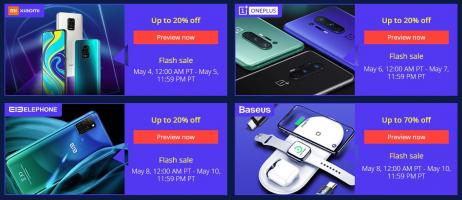 מבצעי סמארטפונים ואביזרים לשבוע הקרוב! Xiaomi, ONEPLUS, Baseus!