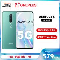 (יום אחרון למבצע) Oneplus 8 החדש! במחיר…לחטוף! רק $569.99!!!